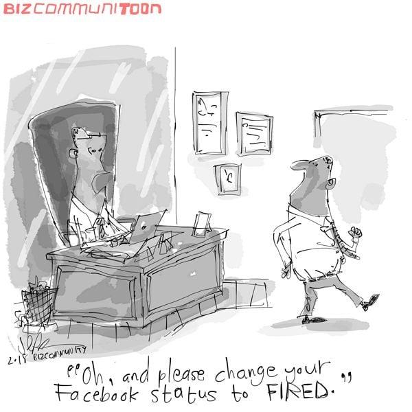 [Bizcommunitoon] You're fired!