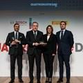 Alfa Romeo Giulia, Abarth 595, Stelvio come out on top in polls