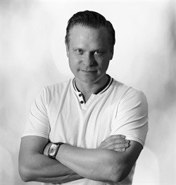 Cullinan agency cofounder and creative partner Tom Cullinan, part of the Midas Awards' 2017 executive jury.