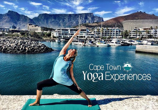 Cape Town Yoga Experiences partner with Table Mountain Aerial Cableway to launch exclusive Table Mountain Yoga Experience