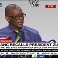 Featured image: screenshot via SABC YouTube stream, as published on .