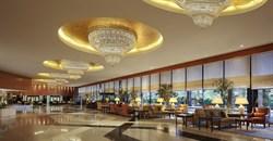 Hilton Heliopolis lobby (Image Supplied)