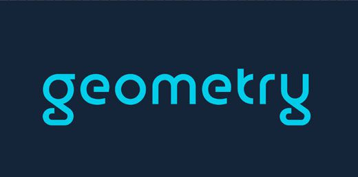 Geometry introduces new brand identity and logo