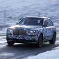 Rolls-Royce names new high-bodied vehicle Cullinan