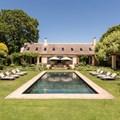 La Rive Villa Franschhoek. Photo: Hamish Niven