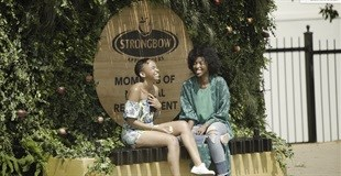 Moments of natural refreshment with Strongbow