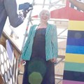 on Design Indaba set she built at Artscape, Cape Town South Africa by .