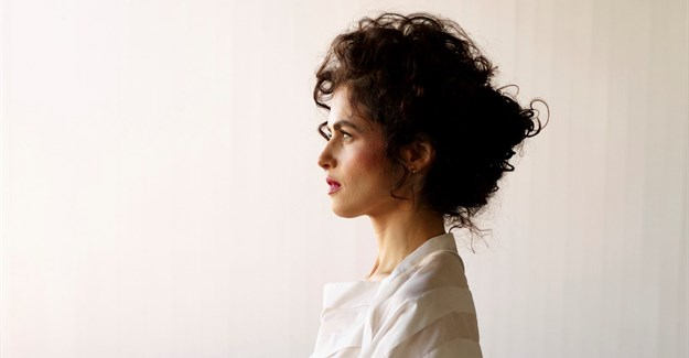 Neri Oxman, architect, inventor, engineer, designer, scientist and founding director of the Mediated Matter Group at MIT Media Lab. © Design Indaba.