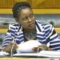 Communications Minister Mmamoloko Kubayi-Ngubane |