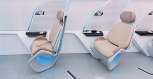 Images of Virgin Hyperloop One's prototype pod show a very spacious cabin.