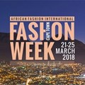 AFI Cape Town Fashion Week designer line-up, venue announced