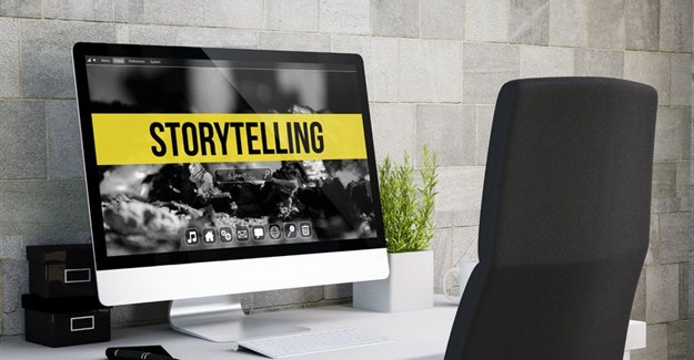 Short and sweet - Storytelling for digital marketers