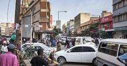 Nairobi, Kenya. © John Wollwerth via