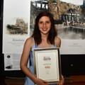 UP's regional winner Renée Minnaar