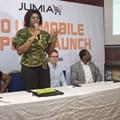 Jumia report launch.