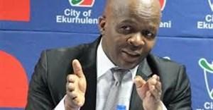 Mondli Gungubele, deputy minister of finance. Photo: ANC Today