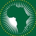 African Union flag.