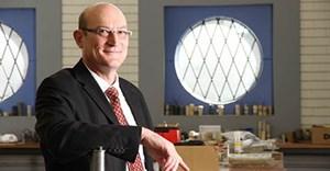 Professor Fred Cawood, WMI director