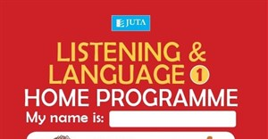 Listening & Language Home Programme: Now published by Juta and Company