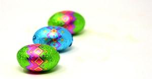Easter weekend spending patterns