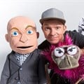 Q&A with Puppet Guy Conrad Koch