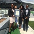 Alliance Media all-women power team wins best OOH company in Botswana