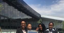 Alliance Media all-women power team wins best OOH company in Botswana