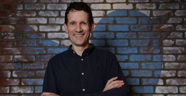 Bruce Daisley, VP for Europe at Twitter. Image supplied.