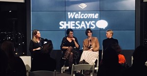 She Says NYC discussion with Kari Niles, Barbara Thall, Silvia Cavalcanti, and Jesse Baker. © .