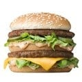 100% beef or nothing at all! It's as real as it gets with your favourite Big Mac