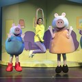 Peppa Pig proves riveting for kids