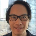 Christoper Yu, Innovation chair. Image supplied.