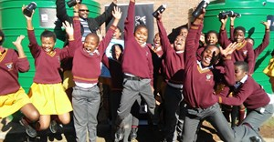 Woolworths invests R1.5m in water infrastructure for schools