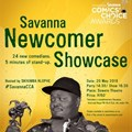 Skhumba Hlophe to host Savanna Newcomer Showcase