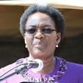 Namibian Mines and Energy Deputy Minister, Kornelia Shilunga