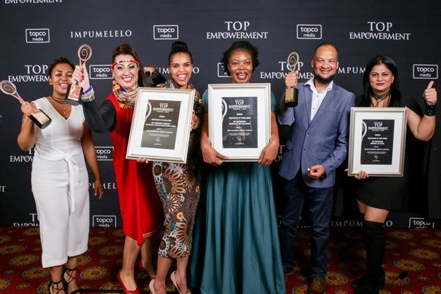 Multichoice South Africa picks up three awards at the 2018 Top Empowerment Awards.