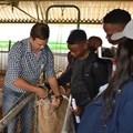 CUT training farm opens