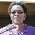 Kornelia Shilunga, Namibia's deputy mines minister