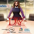 Peace Hyde, Forbes Africa presenter.