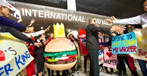 Atmosphere Communications managed the launch of Burger King in South Africa in 2014.