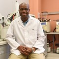 Professor Kelly Chibale of UCT's Drug Discovery and Development Unit (H3D)