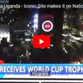 Alliance Media's iconic OOH site makes national TV