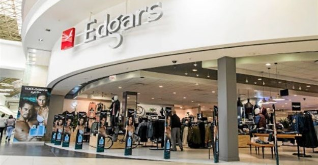 CNA and Edgars stores to sport new look