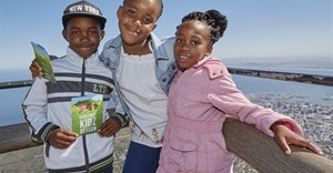 Kids ride for free during Table Mountain Cableway's Kidz Season