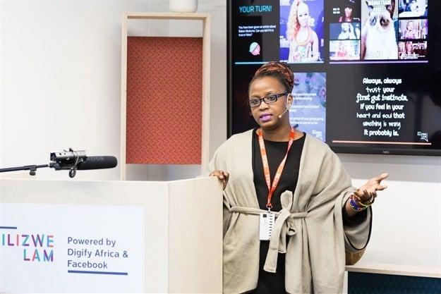 Qhakaza Mthembu, head of strategy at Digify Africa.