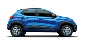 Renault introduces limited edition Kwid Climber