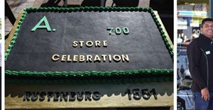 Ackermans opens the doors to its 700th store... but not without doing a little good in the community first