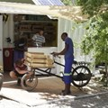 "SunCycles getting Namibia moving with ""e-bikes"""