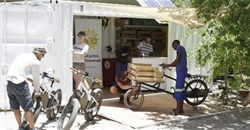 """SunCycles getting Namibia moving with """"e-bikes"""""""