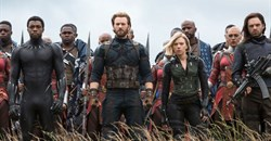 Avengers: Infinity War lives up to high expectations